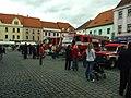 Písek, Velké Náměstí, hasiči III.JPG
