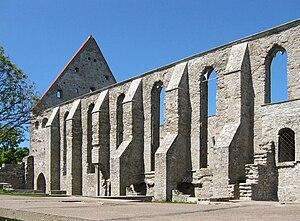 Pirita Convent - Ruins of the St. Brigit's Convent