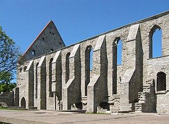 Pirita - Image: Püha Brigitta Klooster(Convent of St. Bridget)