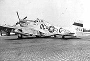 P-51 Mustang - Martlesham - 356fg-p51