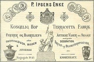 P. Ipsens Enke