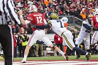 Alex Hornibrook American football quarterback