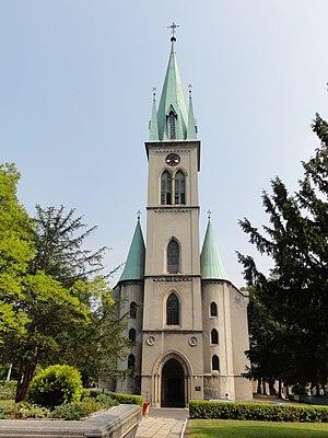 Lutheran Diocese of Cieszyn - Saviour Church in Bielsko-Biała