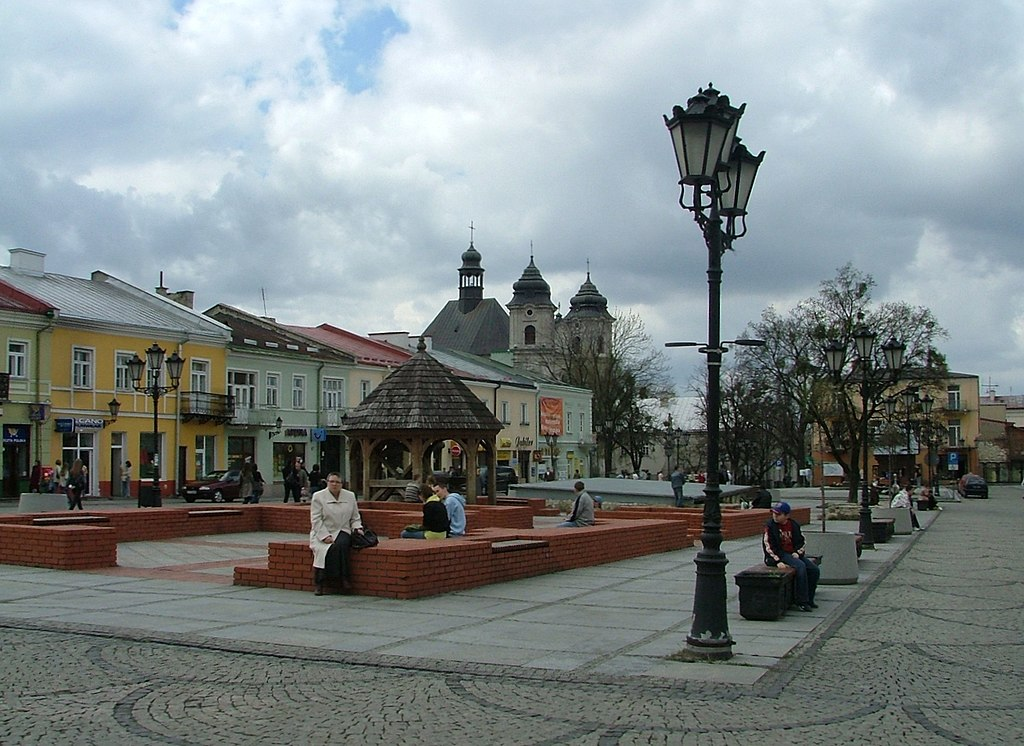 POL Luczkowskiego Square in Chełm (6)