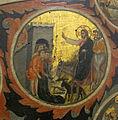 Pacino di bonaguida, albero della vita, 1310-15, da monticelli, fi 19 entrata in gerusalemme 2.jpg