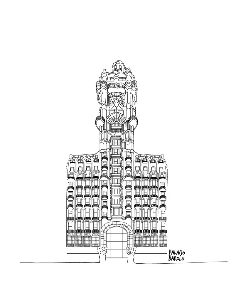 Filepalacio Barolo Dibujopng Wikimedia Commons