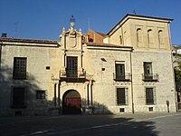Palacio del Conde de Gondomar (estado actual).JPG