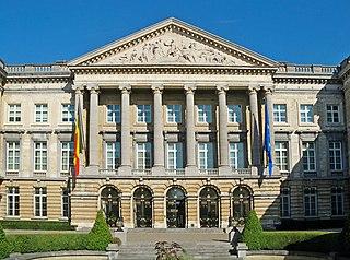 Neoclassical architecture in Belgium