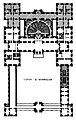 Palais du Luxembourg plan with phases of construction - Hustin 1904 p3 - Google Books.jpg
