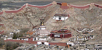 Palcho Monastery - Image: Palcho Monastery