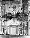 paleis grote zaal oost-zijde, klok - amsterdam - 20011727 - rce