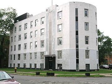 Palmer Park Apartment Building Historic District Wikipedia