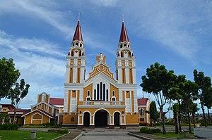 Palo, Leyte - Palo Cathedral