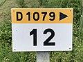 Panneau E53c PK 12 Route D1079 Route Bourg St Cyr Menthon 2.jpg