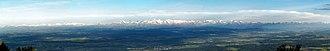 Weissenstein - Image: Panorama Weissenstein