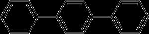 Terphenyl - Image: Para terphenyl