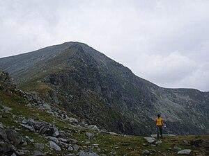 Parâng Mountains group - Parângu Mare (2519 m)