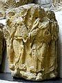 Paris (75), abbaye Saint-Germain-des-Prés, chapiteau envoyé au musée de Cluny 03.jpg