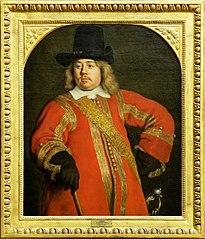 Portrait présumé de Cornelis Tromp, amiral hollandais