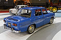 Paris - Retromobile 2014 - Renault 8 Gordini - 1970 - 003.jpg
