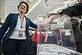 Parliament elects Ursula von der Leyen as first female Commission President (48308186536).jpg