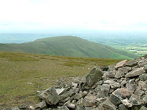 Parlick - Image: Parlick from Fair Snape Fell 7948
