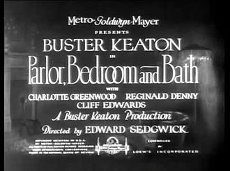 Файл:Parlor, Bedroom and Bath (1931).webm