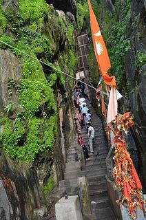 Parshuram Mahadev Temple human settlement in India
