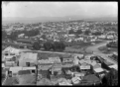 Part two of a two part panorama overlooking Napier, 1924. ATLIB 296000.png