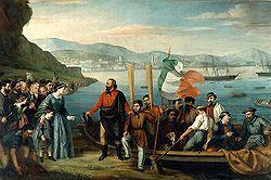 Un site merveilleux : « L'Argentario dans la Maremme Toscane » 250px-Partenza_da_Quarto