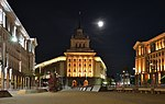 Party House by night, Sofia (by Pudelek, cropped by ArionEstar).JPG