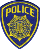 Patch of the University of California Police.png