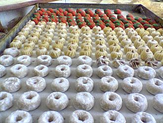 Italian Tunisians - The influence of the Sicilian culture can be seen in these Tunisian pastries