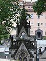 Pau cimetière chapelle funéraire Guillemin-Montebello détail nord (1).JPG