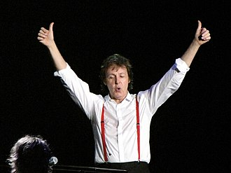 EMI Classics - Sir Paul McCartney in concert