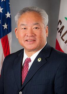 Paul Fong American politician