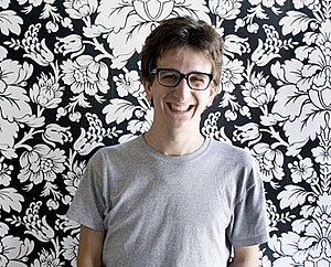 Paul Rust - Image: Paul Rust wide shot crop