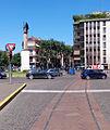 Pavia piazzale Minerva binario tram.JPG