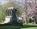 Peacock Family Memorial, Brookfield Unitarian Church, Gorton.jpg