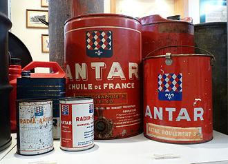 Antar (company) - Image: Pechelbronn Musée du Pétrole (6)
