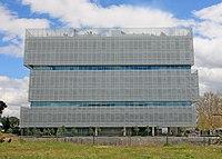 Pegaso City - Edificio Lamela (Madrid) 01.jpg