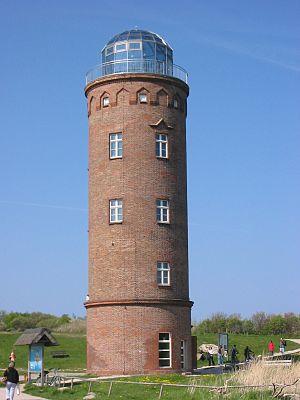 Cape Arkona - Marine navigation tower (Peilturm)