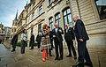 Pelosi and Luxembourgish Speaker Fernand Etgen.jpg