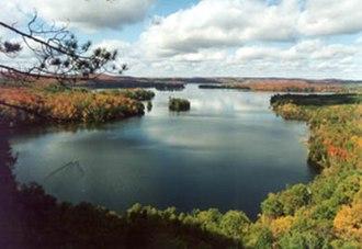 District Municipality of Muskoka - Peninsula Lake, near Huntsville in Muskoka