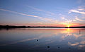 Pennington Flash at Sunset.jpg