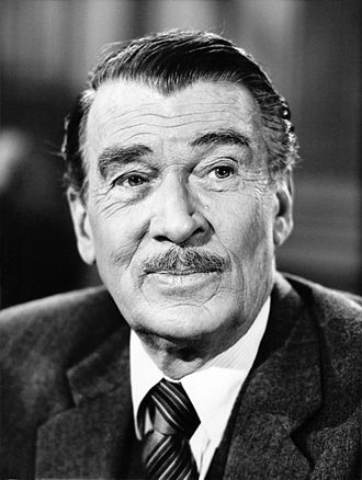 Walter Pidgeon - Pidgeon in 1963