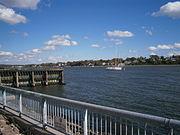 Perth Amboy waterfront Arthur Kill