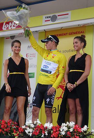 Perwez - Tour de Wallonie, étape 2, 27 juillet 2014, arrivée (D14).JPG