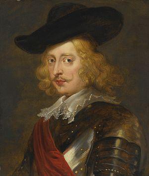 Peter Paul Rubens (copy after) Portrait of Ferdinand Cardinal Infante of Spain