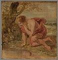 Peter Paul Rubens - Narcissus wordt op zijn eigen spiegelbeeld verliefd - 2518 (OK) - Museum Boijmans Van Beuningen.jpg
